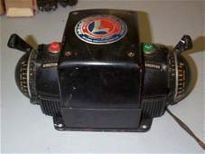 507: Lionel Type ZW Transformer right side controller m