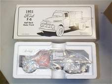 601: First Gear Diecast Collectible 1951 Ford F-6 Half