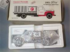 620: First Gear Diecast Collectible 1951 Ford F-6 Half