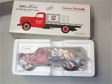 625: First Gear Diecast Collectible 1951 Ford F-6 Half