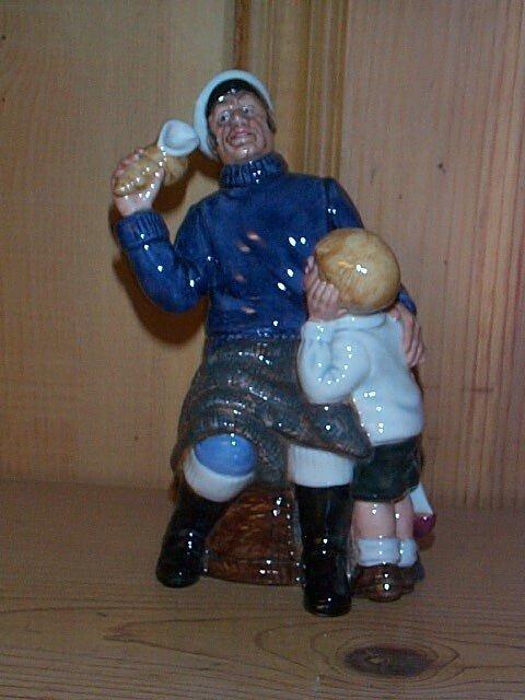 18: Royal Doulton figurine Song of the Sea HN 2729, mea