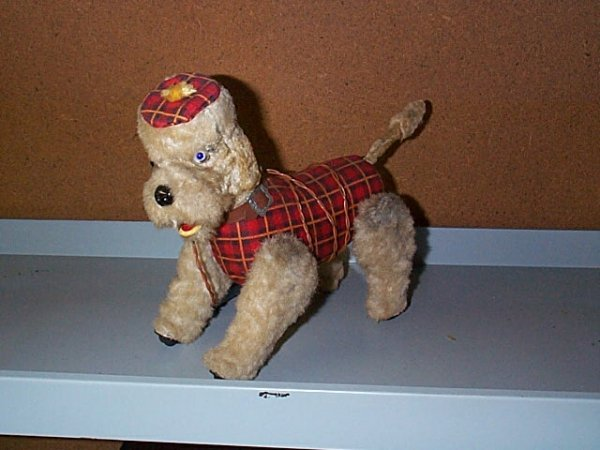 1517: Battery Operated Toy Scottish Terrier Dog. Buyer