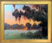 "Morgan Samuel Price, ""Dawn Mist"""