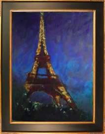 """Margaret Dyer, """"Eiffel Tower"""""""