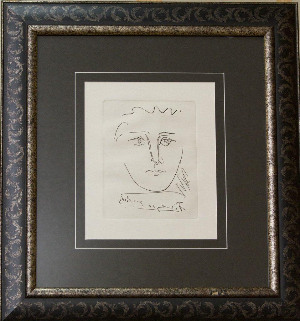 Pablo Picasso - Pour Ruby