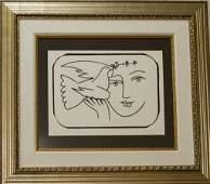 Pablo Picasso - Dove