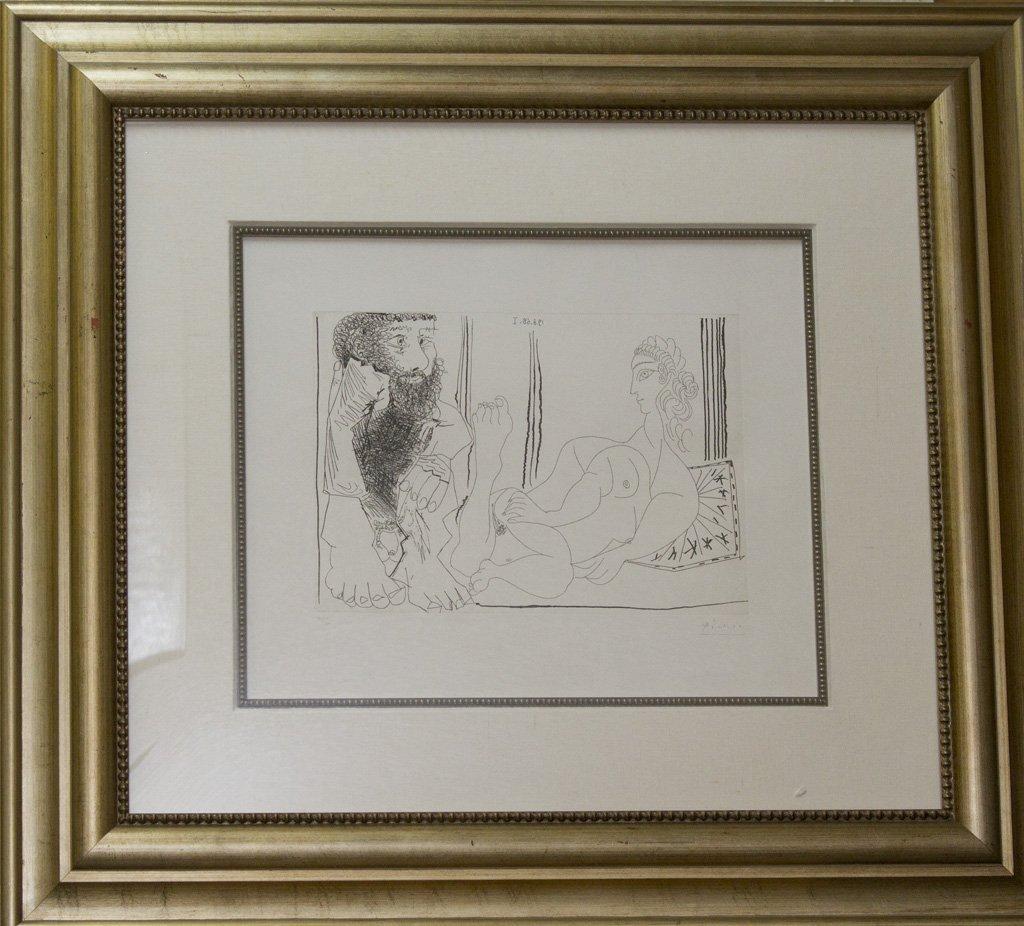 Pablo Picasso - Erotic