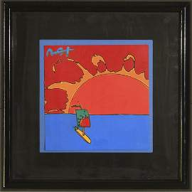 Fine Art by Peter Max