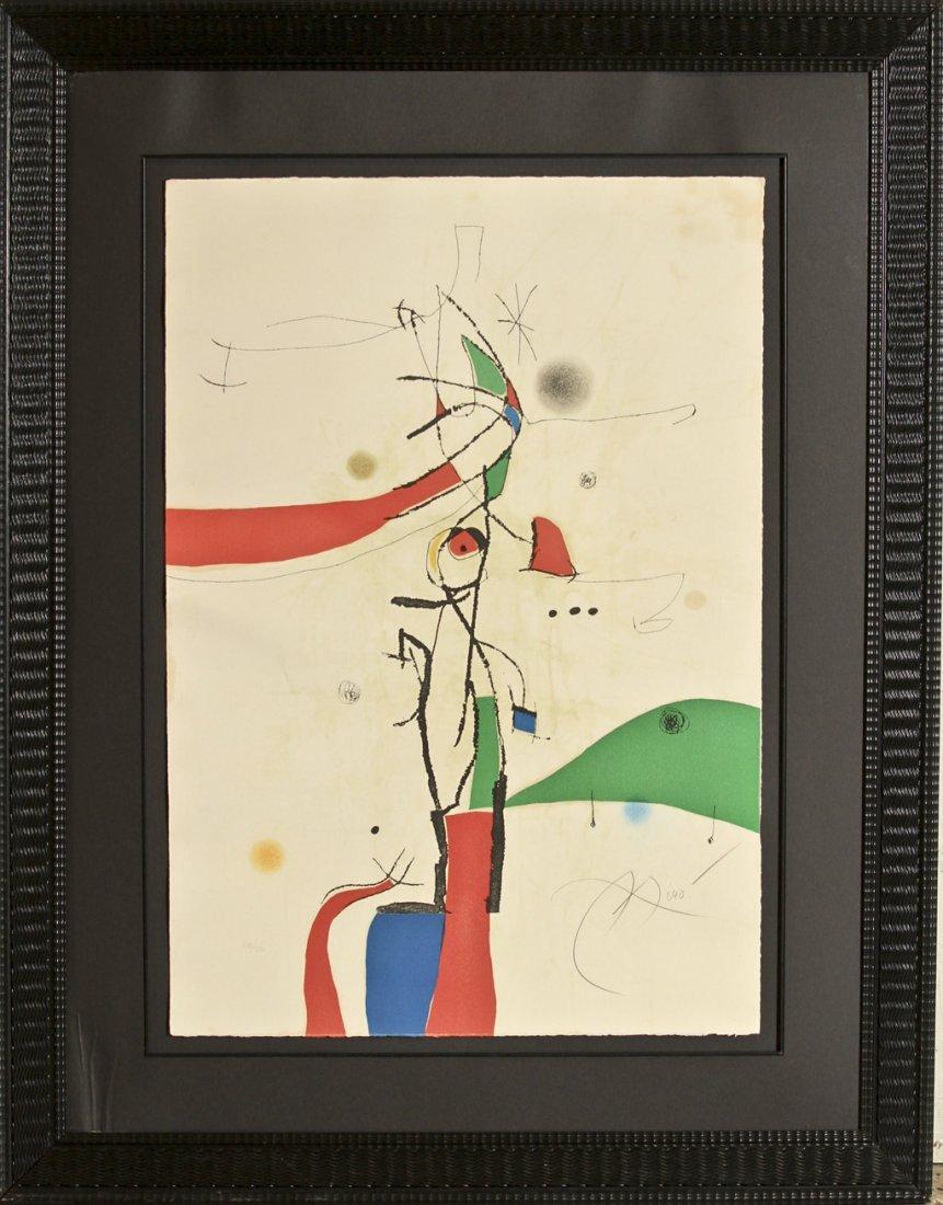 Fine Art by Joan Miro