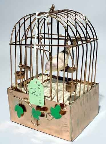1V: BIRD CAGE MUSIC BOX