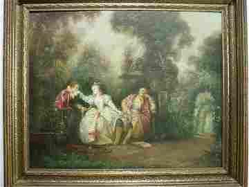 140: FELIZ URBINA (European, 19th century)