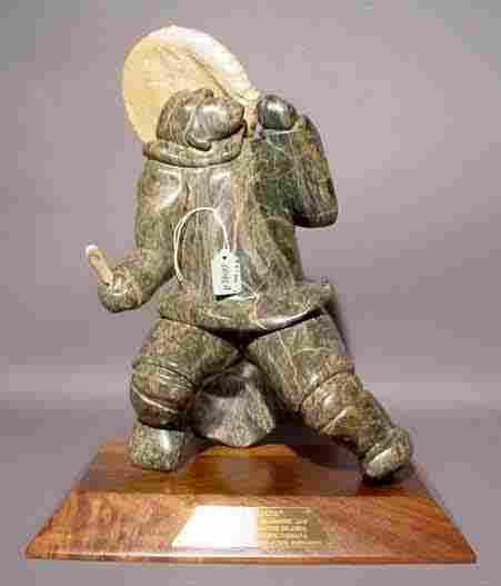 SALOMONIE JAW (Inuit-Canadian, 20th Century); se