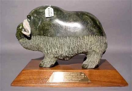 1095B: SEEPEE IPEELIE (Inuit-Canadian, 20th Century); s