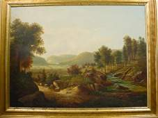 ATTRIBUTED TO WILLIAM GUY WALL (American, 1796-18