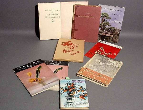 1O: BOX LOT OF BOOKS ON JAPANESE ART AND CULTURE (Est.