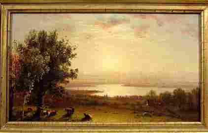 638: AARON DRAPER SHATTUCK (American-Connecticut, 1832-