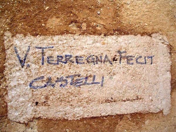 """421: """"ITALIAN MAJOLICA DECORATED CASTELLI D'ABRUZZO CEI - 4"""