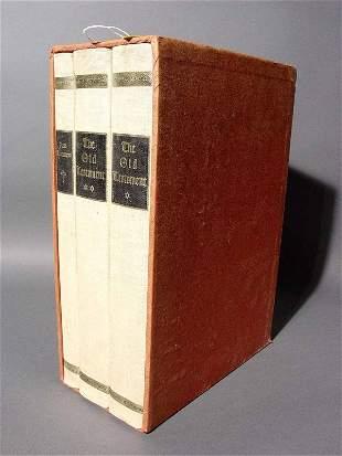 THE GUTENBURG BIBLE, N.Y.: Brussel & Brussell, 196