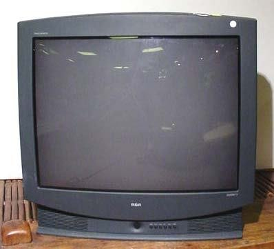 401W: 32'' RCA COLOR TABLE-TOP TELEVISION