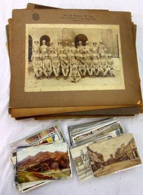 A QUANTITY OF VINTAGE MILITARY PHOTOGRAPHS, together