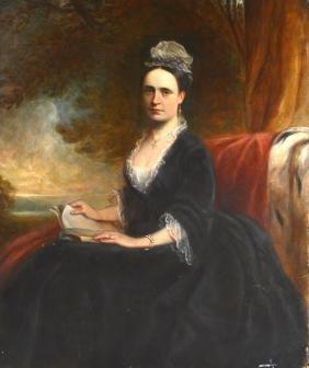 BRITISH SCHOOL,  An Unframed Oil on Board, A Woman in