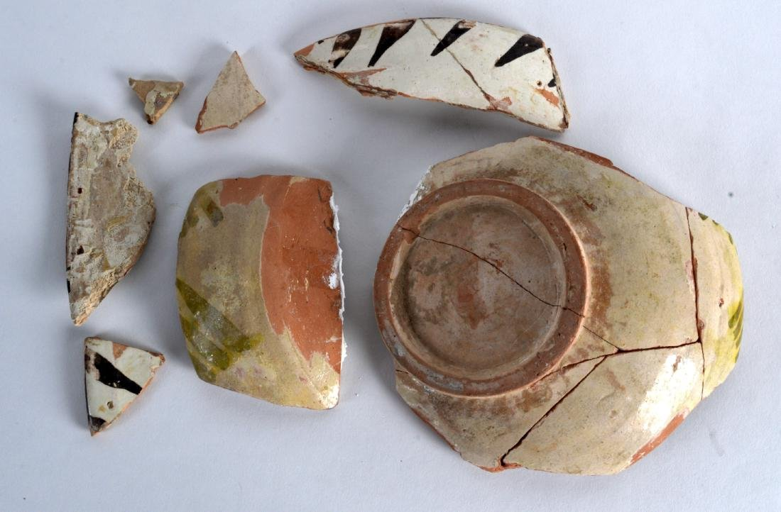 A Central Asian Samarkand Bowl, 9th/10th Century, - 2