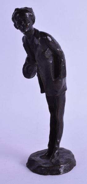 Charles Edouard Richefeu (1868-1945) A Good Bronze