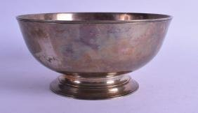 A GOOD EARLY 20TH CENTURY TIFFANY & CO STERLING SILVER