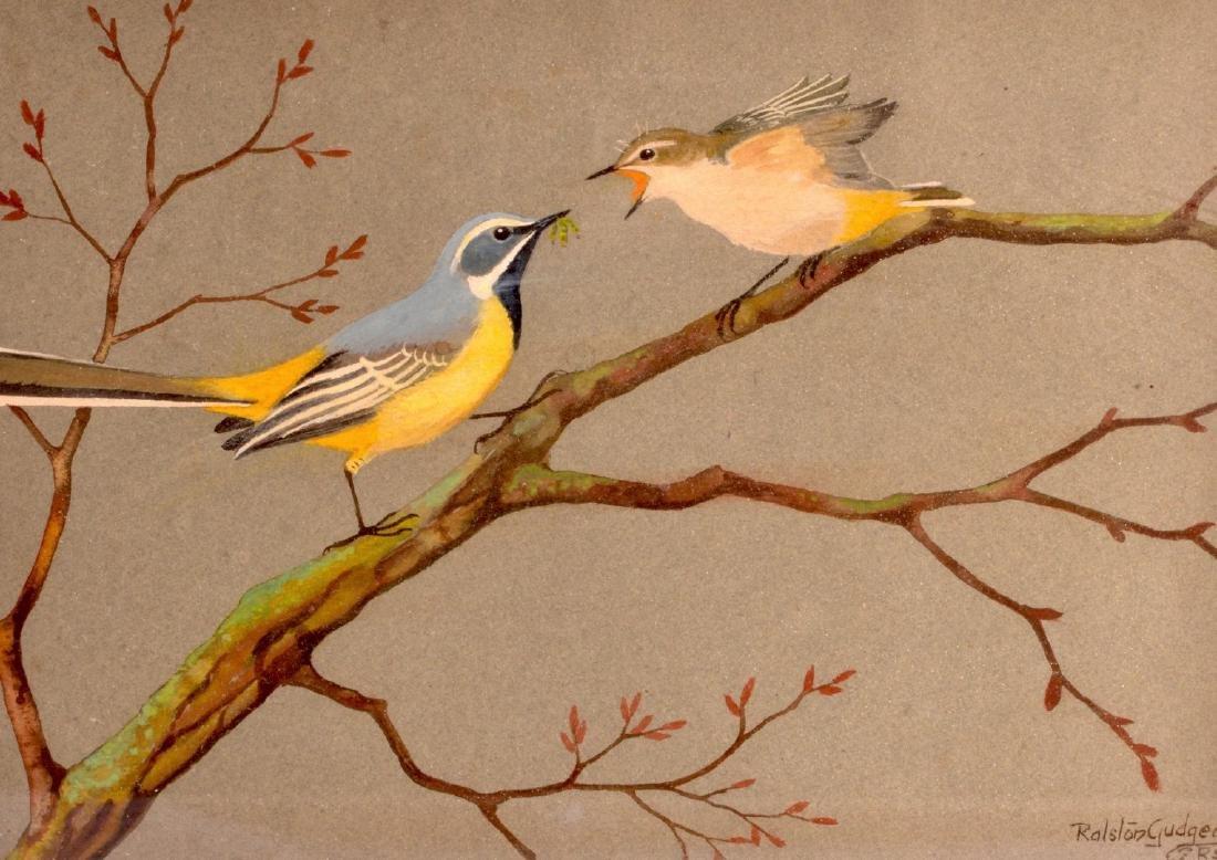 RALSTON GUDGEON (1910-1984), Framed Watercolour,