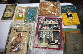 QUANTITY OF RARE CHILDRENS BOOK, possibly first