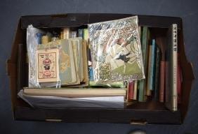 QUANTITY OF RARE CHILDRENS BOOKS, various Authors.