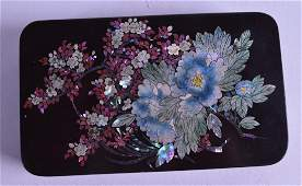 AN UNUSUAL EARLY 20TH CENTURY JAPANESE MEIJI PERIOD