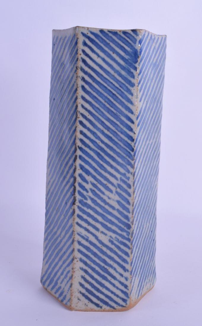 William Plumptre (20th Century) A Hexagonal Studio