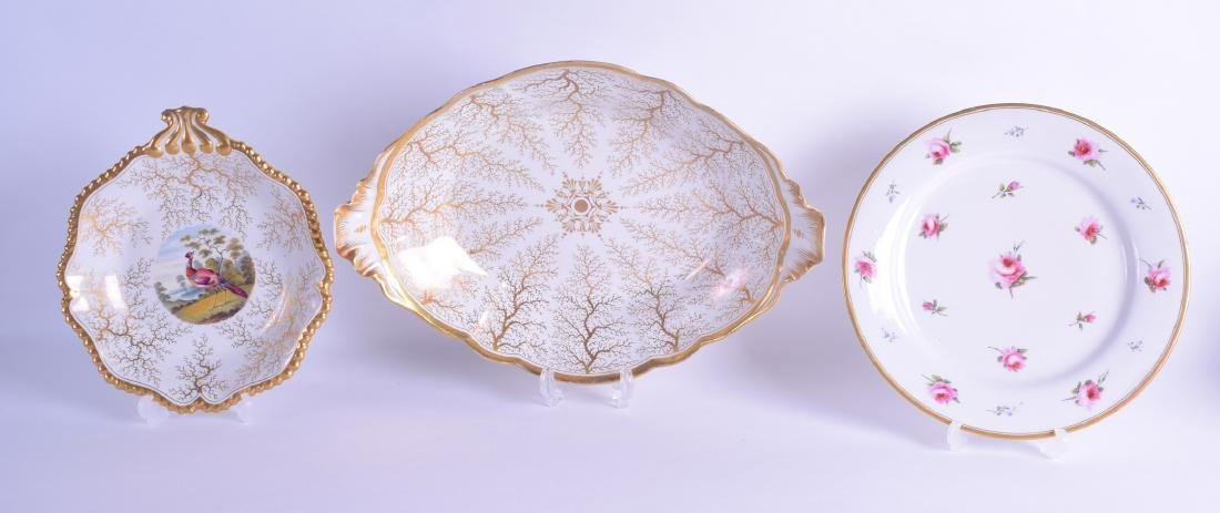 Early 19th c. Flight Barr and Barr Worcester shell