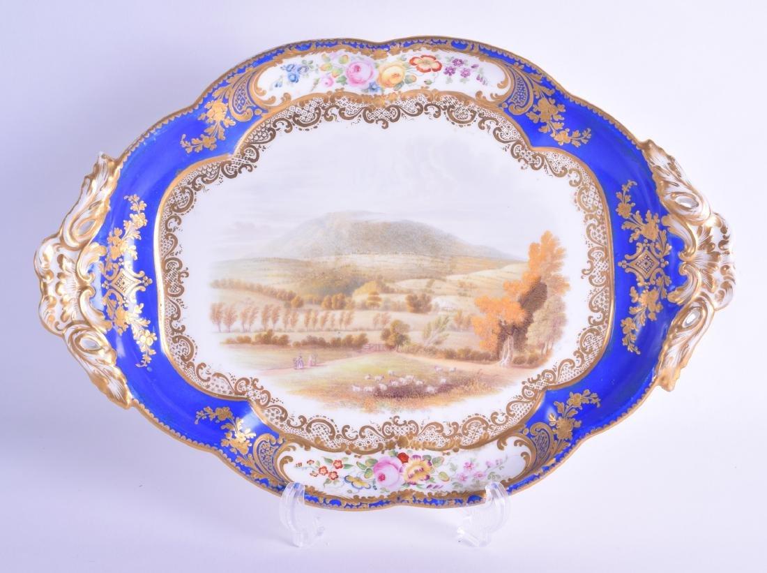 Mid 19th c. Worcester Chamberlain or Grainger's