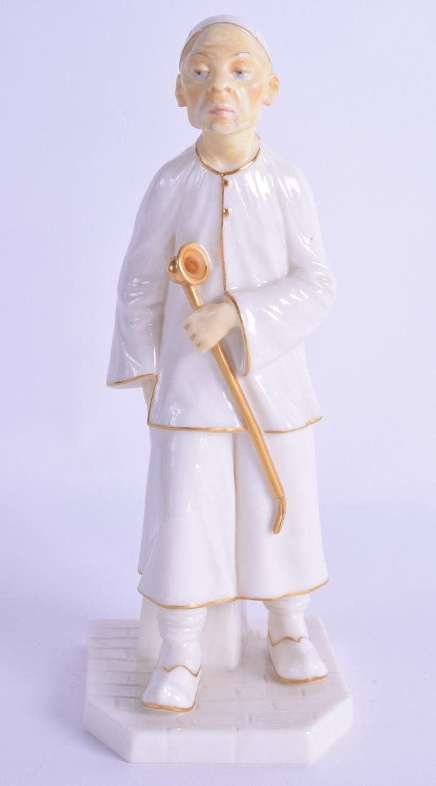 Late 19th c. Royal Worcester figure of the Chinaman,