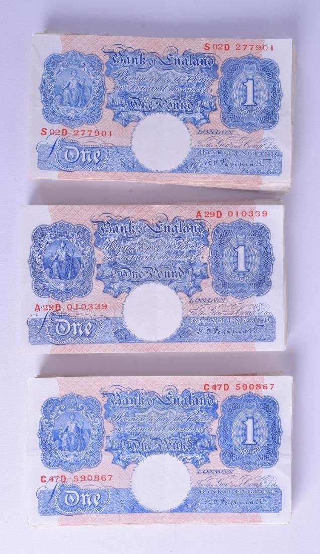 A COLLECTION OF ONE HUNRED AND FIFTY ONE HUNDRED BANK