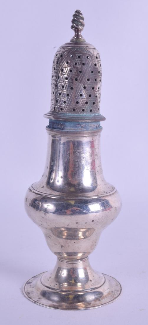 A GEORGE III SILVER SUGAR SIFTER. London 1788. 4.1 oz.