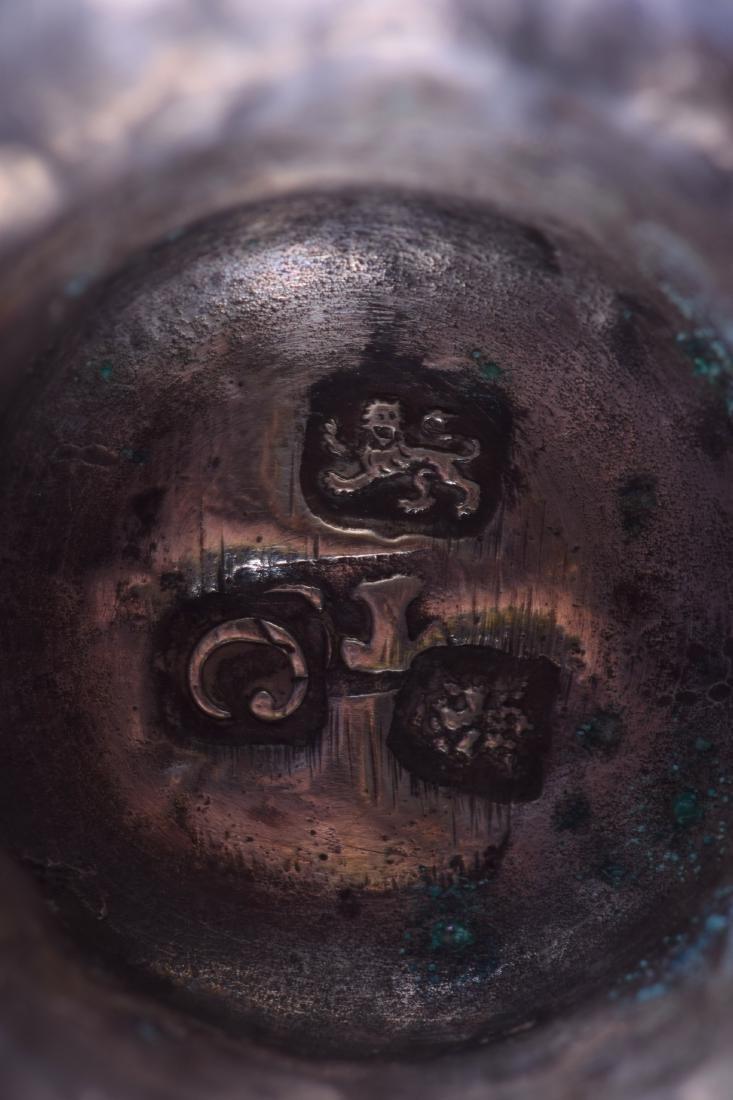 A GEORGE III SILVER SUGAR SIFTER. London 1788. 4.1 oz. - 2
