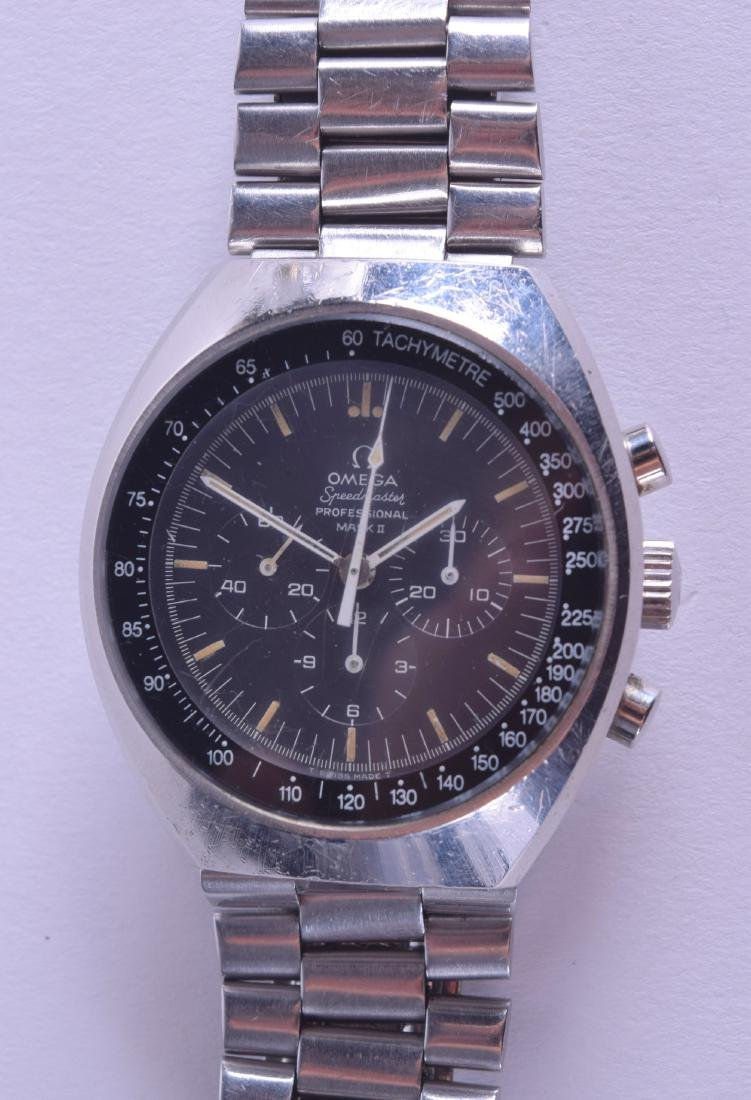 A LOVELY OMEGA SPEED MASTER PROFESSIONAL MARK II