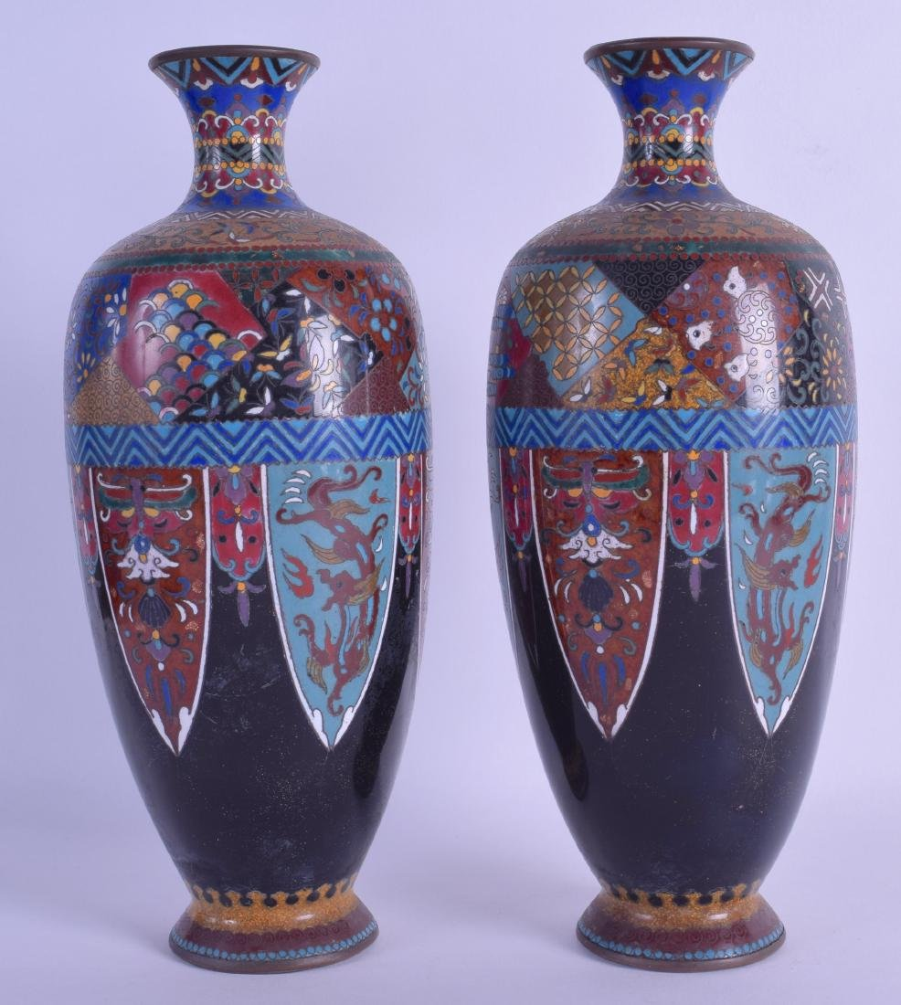 A PAIR OF EARLY 20TH CENTURY JAPANESE MEIJI PERIOD