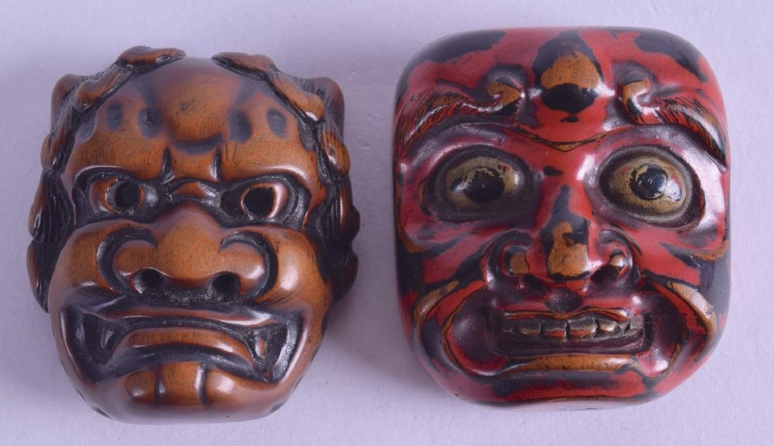 A LOVELY 19TH CENTURY JAPANESE EDO PERIOD CARVED AND