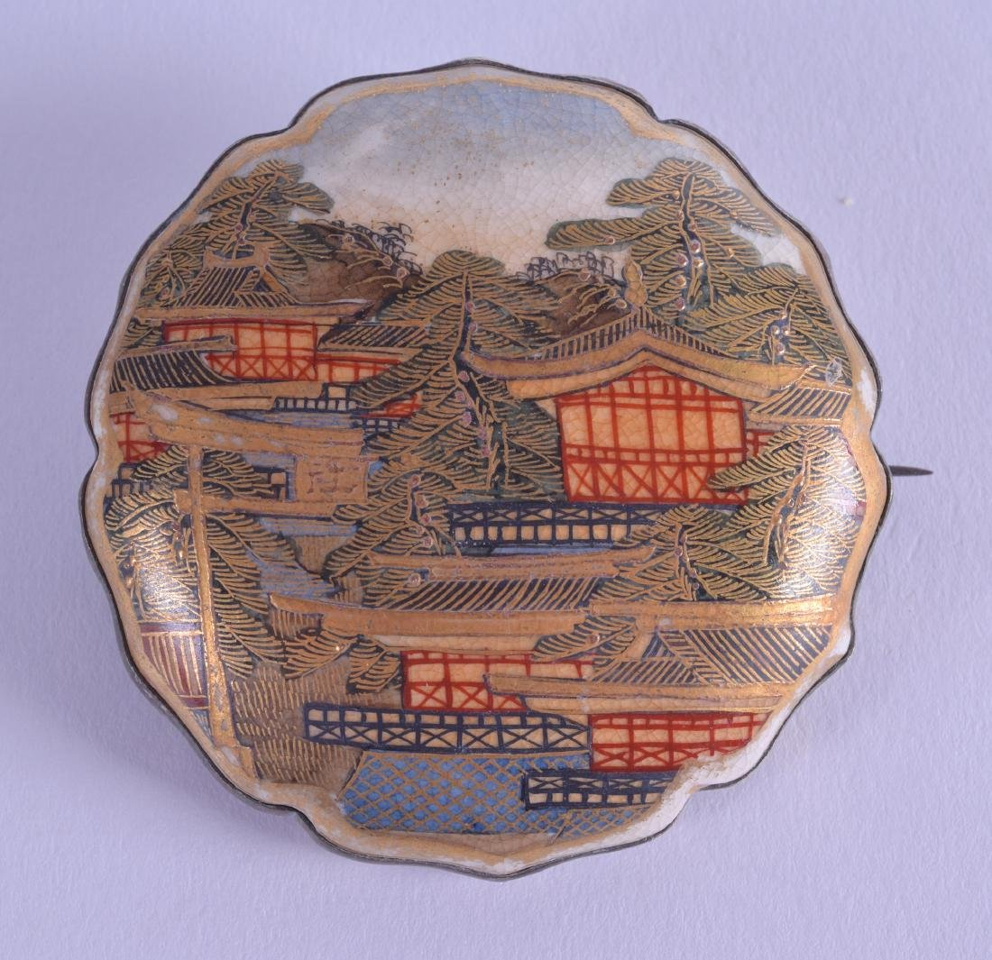 A LATE 19TH CENTURY JAPANESE MEIJI PERIOD SATSUMA