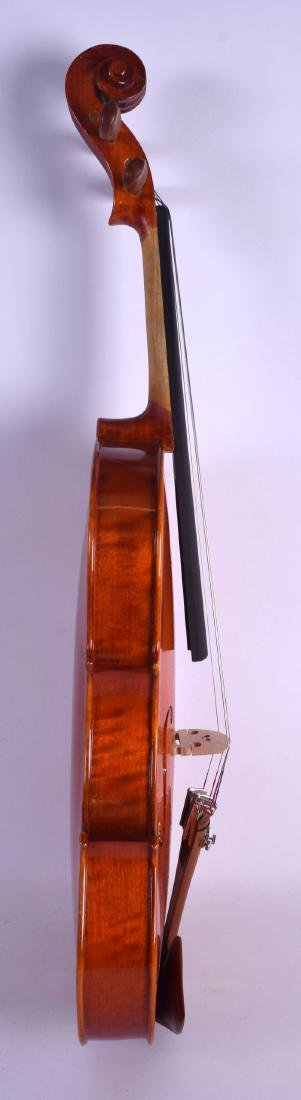 A MODERN GEAR 4 MUSIC DELUXE VIOLA within a fitted - 5