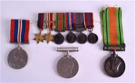 A PALESTINE MILITARY MEDAL presented to JX 141865 H W
