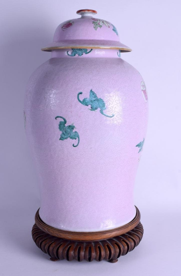 A GOOD LARGE EARLY 19TH CENTURY CHINESE STRAITS - 3