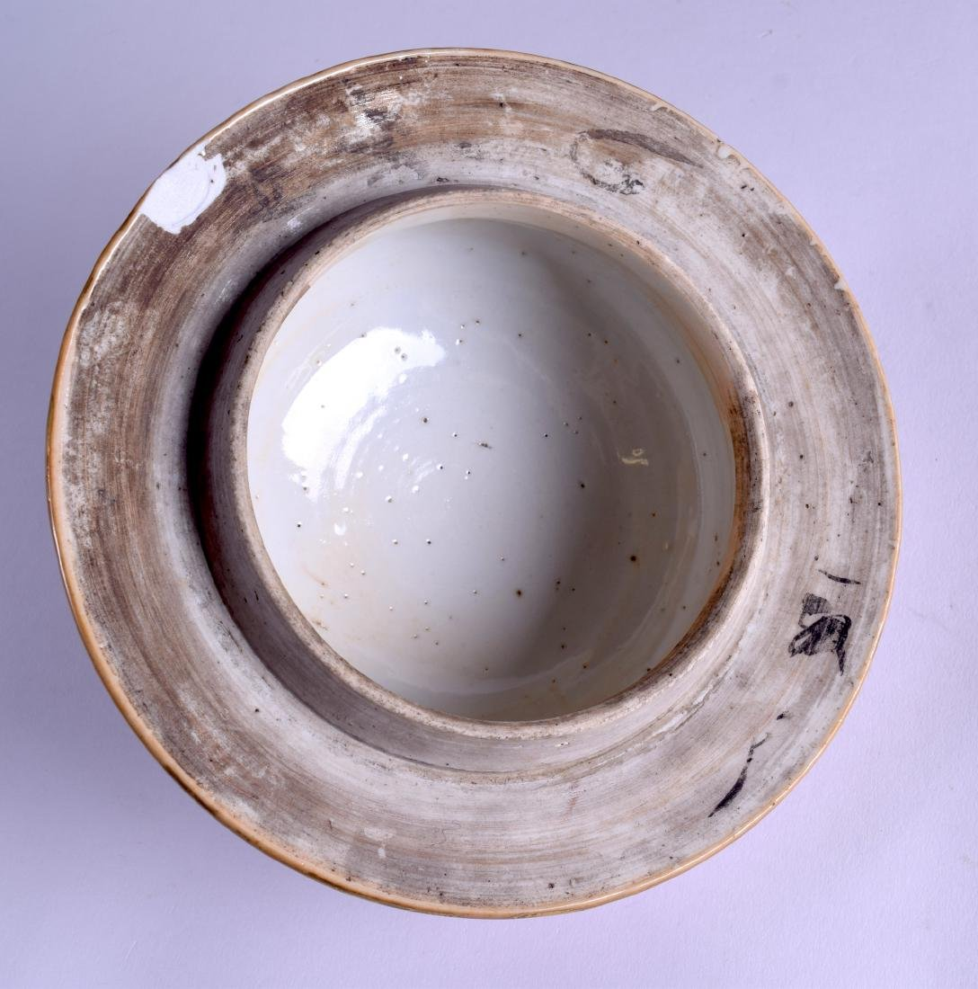 A GOOD LARGE EARLY 19TH CENTURY CHINESE STRAITS - 5