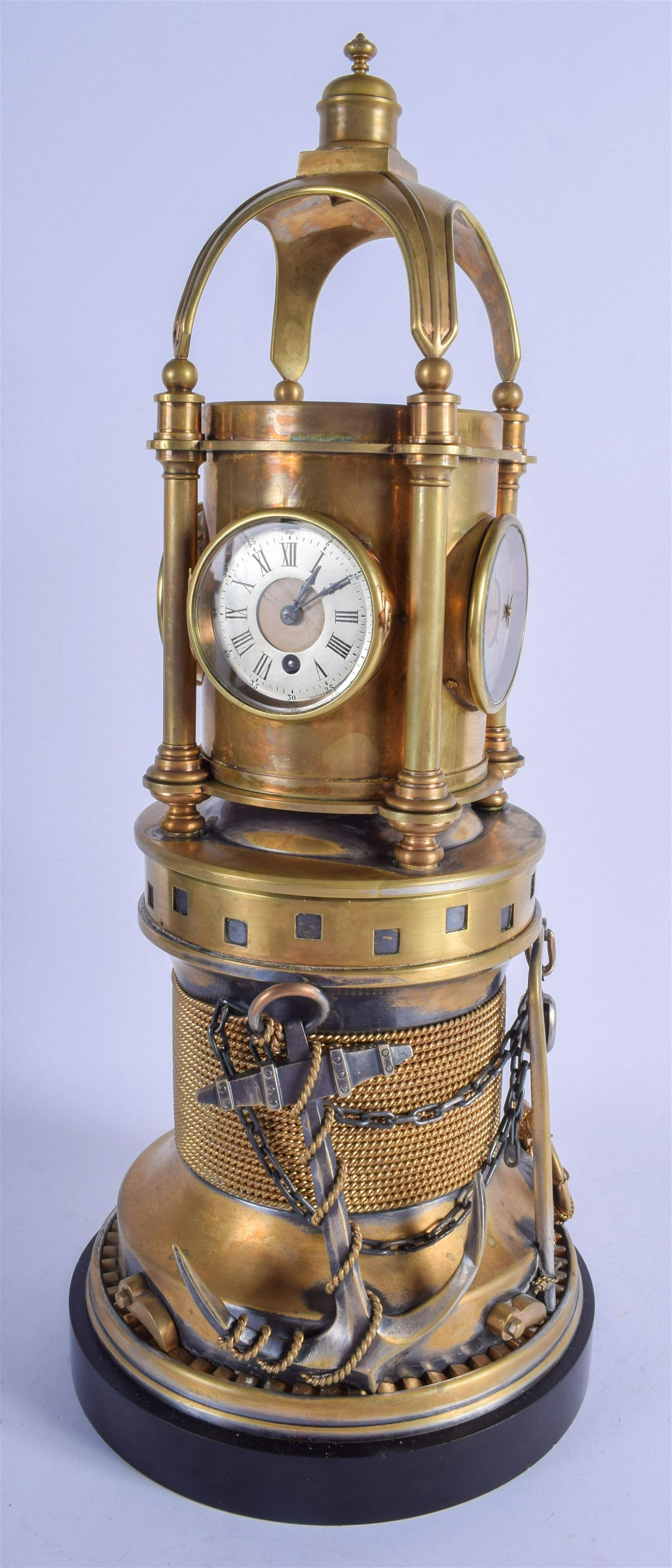 A LARGE AND RARE 19TH CENTURY FRENCH INDUSTRIAL