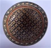 A 10TH/12TH CENTURY NISHAPUR POTTERY BOWL Persian or