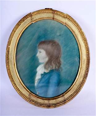 English School (18th/19th Century) Pastel, General Sir